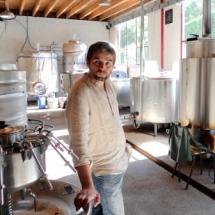 Brasserie de l'Alagnon en Auvergne