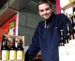 brasserie artisanale en Auvergne : Charlie Leroux le brasseur