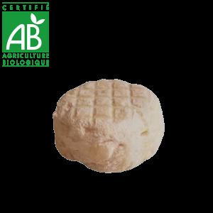 fromage de chèvre bio d'Auvergne - crottin drive fermier