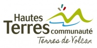 Logo Hautes Terres Communauté : Massiac, Cézallier, Murat