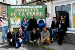 Marché et magasin de producteurs Association La Jonquille Auvergne