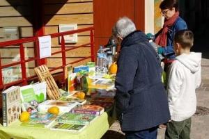 Grainothèque de la médiathèque de Massiac dans le Cantal