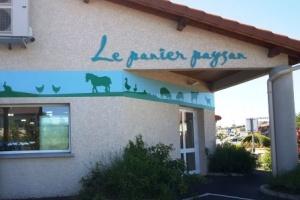 Magasin de producteurs en Auvergne à Monistrol sur Loire : Le panier Paysan