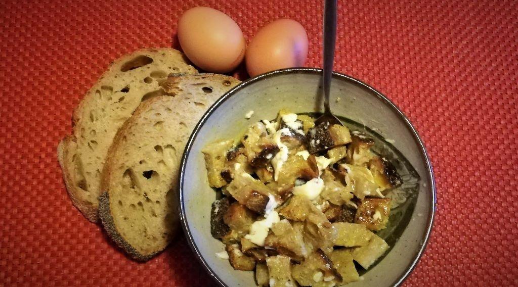Recette d'œuf bio à la coque