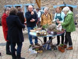 Troc aux plantes Massiac - Cantal