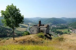 Massiac le Village étape de l'A 75 en Auvergne à visiter