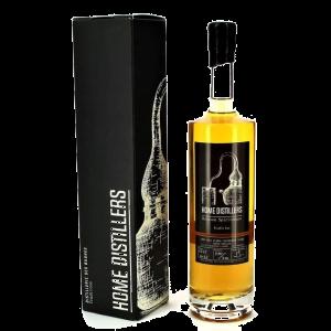 Whisky produit en Auvergne pur malt