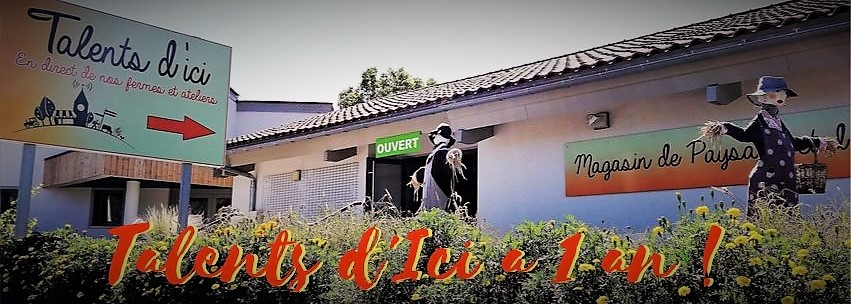 magasin de producteurs- vente directe Auvergne