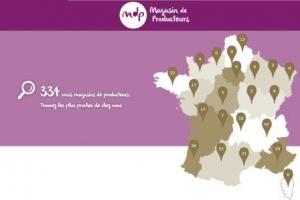 magasins-de-producteurs.fr est l'annuaire des magasins de producteurs en vente directe en France
