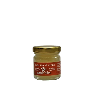 Baume à la cire d'abeille et arnica - Miellerie Natur'Ailes - Cantal Auvergne