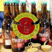 Bière bio artisanale brassée en Auvergne - Cantal