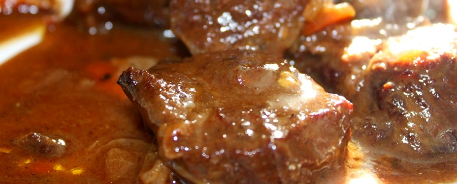 Recette de bœuf à la bière ambrée