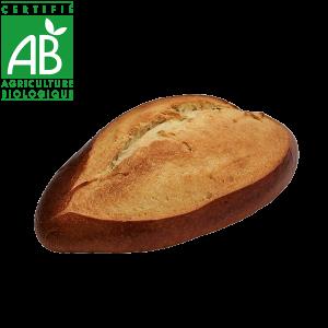 Brioche bio au levain naturel fabriquée par La Mie Chamalou - Auvergne