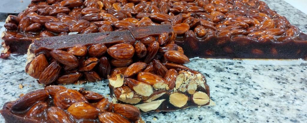 Caramiel : confiserie à base de miel d'Auvergne