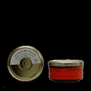 Escargots à la tomate pour l'apéritif