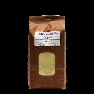 Farine de lentilles blondes de la planèze de Saint-Flour - GAEC Job Echalier