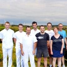 Famille Bonnafoux : GAEC du cèdre bleu