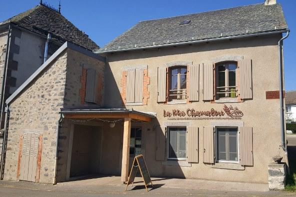 pain bio d'Auvergne au fournil La Mie Chamalou