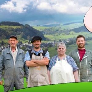 Fabrication de fromages fermiers en Auvergne : GAEC de Mathonière