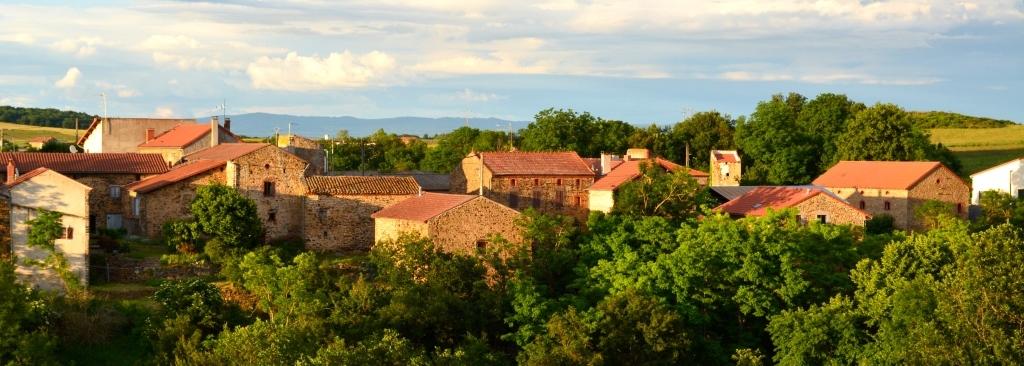 GAEC de la clef des champs : Le chausse 43450 Blesle en Auvergne