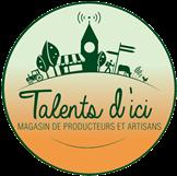 Le site du magasin de producteurs Talents d'ici