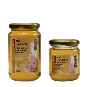 Miel d'acacia - Miellerie Natur'Ailes - Cantal Auvergne