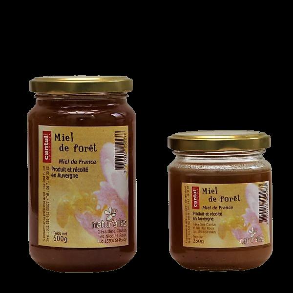 Miel de forêt - Miellerie Natur'Ailes - Cantal Auvergne