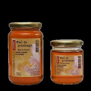 Miel de printemps - toutes fleurs - Miellerie Natur'Ailes - Cantal Auvergne