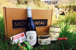 une sélections de produits du Cantal en vente sur moncantal.com