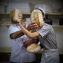 Boulangers de la ferme aux coqs'licots auvergne