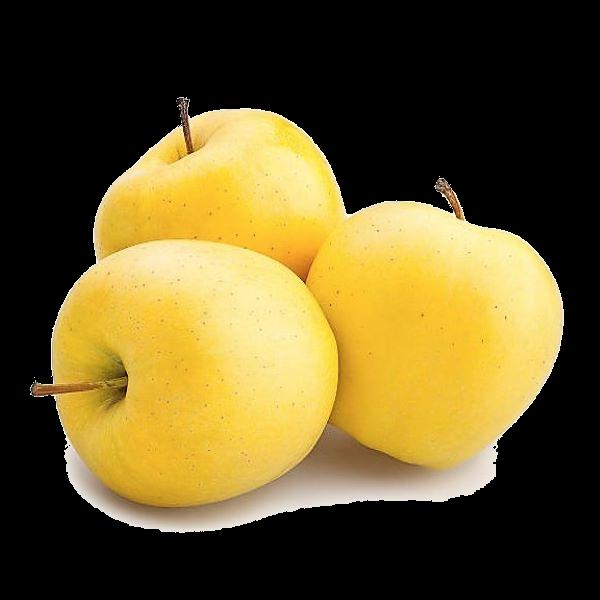 Pommes variété golden récoltées en Auvergne