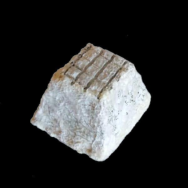 Pyramide cendrée: Fromage fermier de chèvre bio fabriqué en Auvergne