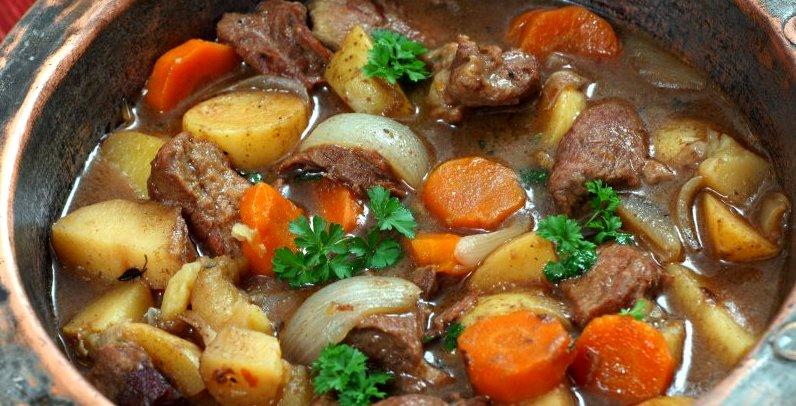 Recette de ragoût d'agneau bio d'Auvergne
