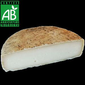 fromage de chèvre bio d'Auvergne - Tome de chèvre bio