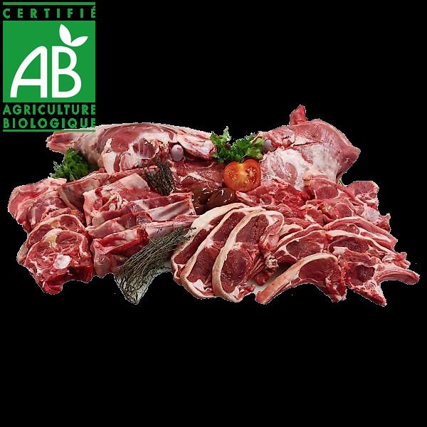Agneau bio du Cézallier - viande d'Auvergne