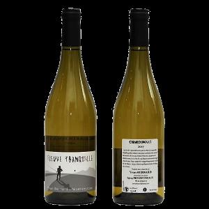 Vin blanc d'Auvergne produit par Yvan Bernard