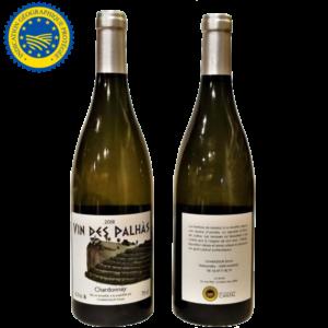 vin blanc des palhas IGP Comte Tolosan - Simon Chabasseur à Massiac