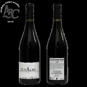 Vin rouge de Boudes (AOC) Auvergne produit par Yvan Bernard