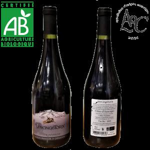 vin rouge côtes d'Auvergne AOC Vercingétorix Gilles Persilier